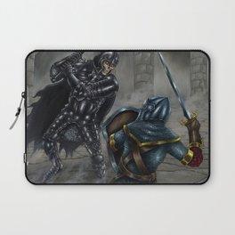 Death Knight Laptop Sleeve