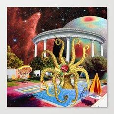Charitable Octopoda Canvas Print