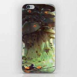 Dwindling Craft iPhone Skin