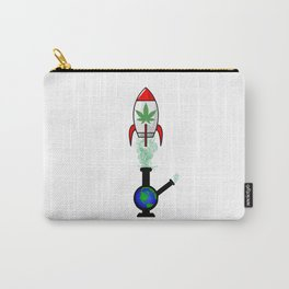 Space Weed Carry-All Pouch