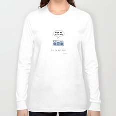 Stop the bad music Long Sleeve T-shirt