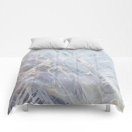 Linear Quartz Comforters