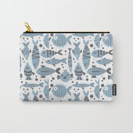 All kinds of fishes Carry-All Pouch