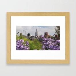 NewYorkFlowers Framed Art Print