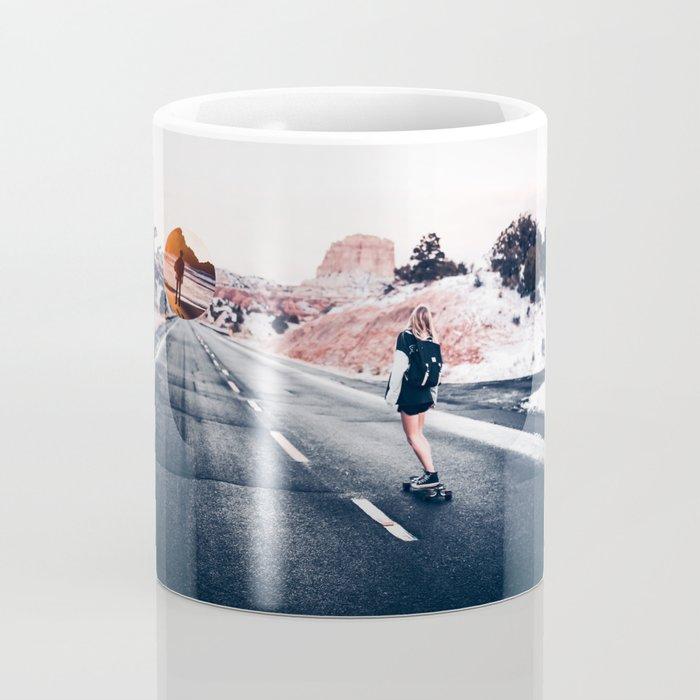 chase your dreams 2 Coffee Mug