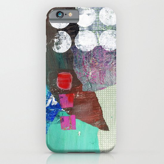 Collage 6 iPhone & iPod Case