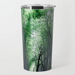 Bamboo Forest, Kyoto, Japan 2 Travel Mug