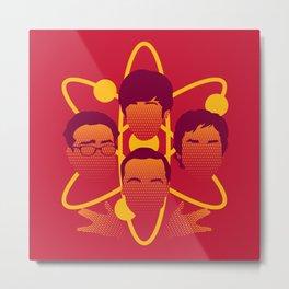 Big Bang Rhapsody Metal Print