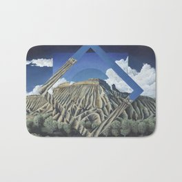 Mount Garfield Polyscape Bath Mat