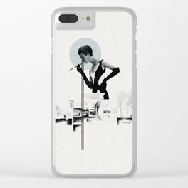 Uniformity ... Clear iPhone Case