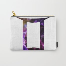Galactic Gemini Carry-All Pouch