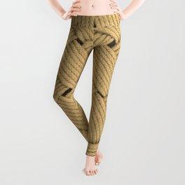 Nautical Rope Leggings