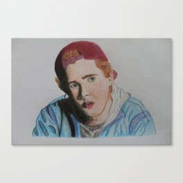 Isak Valtersen: SKAM Canvas Print