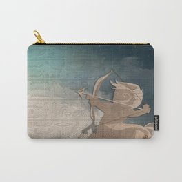 Sagitarius  Carry-All Pouch