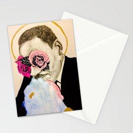 Martin, Patron Saint of Love Stationery Cards