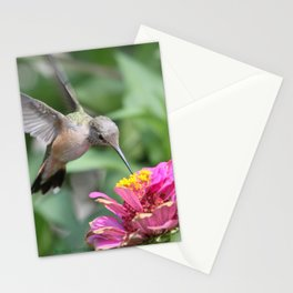 REFUELING Stationery Cards