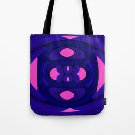 Pink Life Multiply Tote Bag