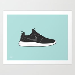 Roshe Two Art Print