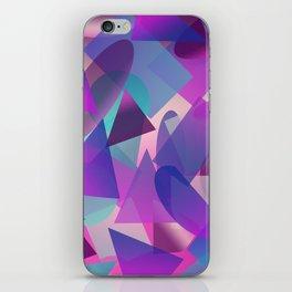 Abstract cube II iPhone Skin