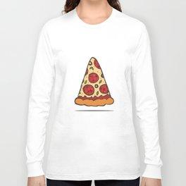 Zen Pizza Long Sleeve T-shirt