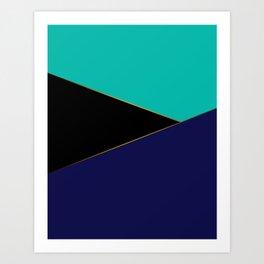 Trio , Anna Art Print