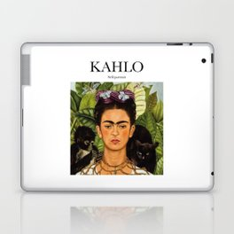 Kahlo - Self-portrait Laptop & iPad Skin