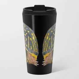 Shy Peeks - Box Turtle Travel Mug