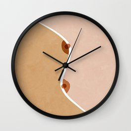 Boobs Wall Clock