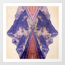 Bradshaw Art Print