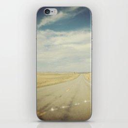 Cracked Windshield iPhone Skin