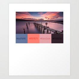 Graphic Designer Color Swatch Hexadecimal Unisex Shirt Art Print