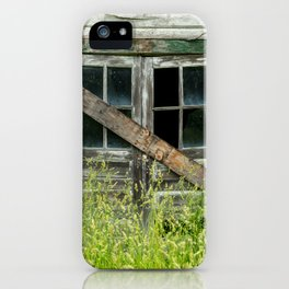 Shuttered iPhone Case