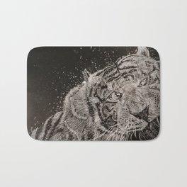 The Tiger Bath Mat