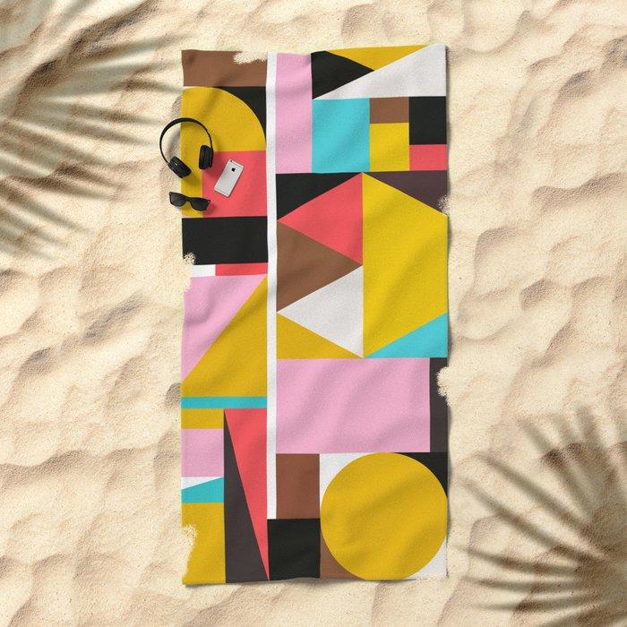 KakuTo Beach Towel