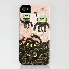 Over the Dragon sea Slim Case iPhone (4, 4s)