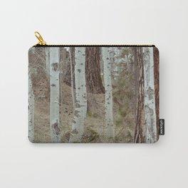 A Walk Through The Aspen Carry-All Pouch