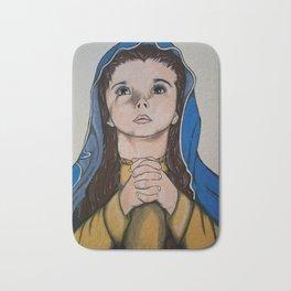The Holy Child Mary Bath Mat