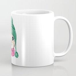 Meowy Christmas Coffee Mug
