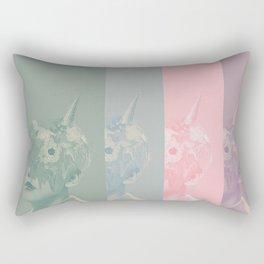 Flowers Curse | Baekhyun Rectangular Pillow