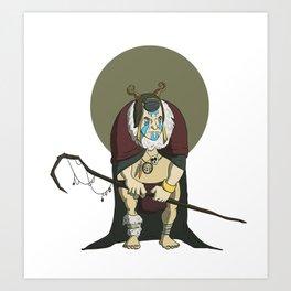 pompa Art Print