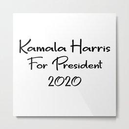 Kamala Harris for President Metal Print