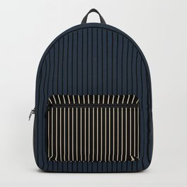 Color Block Lines XVII Backpack