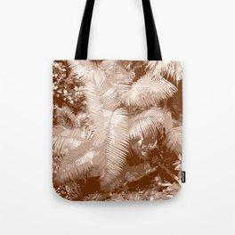 Dark Jungle Tote Bag
