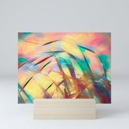 Down By The Sea Mini Art Print