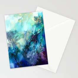 Coral Reef 3. Stationery Cards