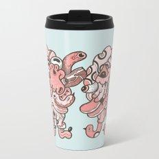 Bacon Song Metal Travel Mug