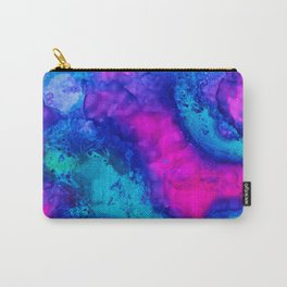 Green Mermaid Carry-All Pouch