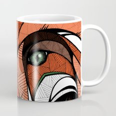 Fox // Colored Mug
