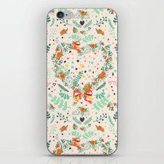 Nature pattern iPhone & iPod Skin