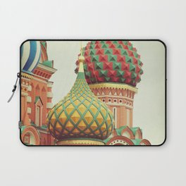 Russian Onion Domes Laptop Sleeve